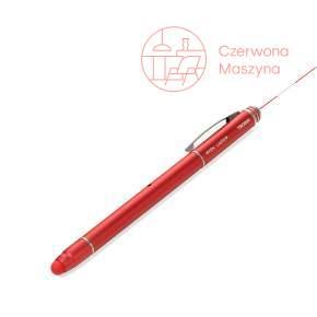 Długopis Troika Scientist, czerwony