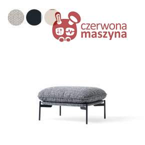 Podnóżek &tradition Cloud LN4 gr. 3 - Kvadrat