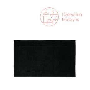 Dywanik łazienkowy Aquanova London 60 x 100 cm, czarny