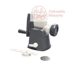 Maszynka do mielenia mięsa i formowania ciasteczek Lurch Soul&Base, szaro-biała
