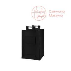 Kosz do przechowywania Aquanova Luz 60 cm, black