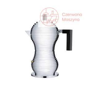 Kawiarka Alessi Pulcina 300 ml, czarna