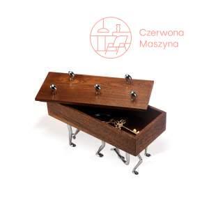 Pudełko na biżuterię Mukul Goyal 5 Walkers 23 cm