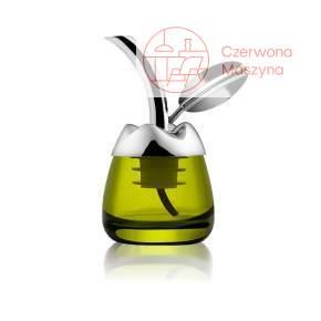Dozownik do oliwy z oliwek Alessi Fior d'olio, z podstawką