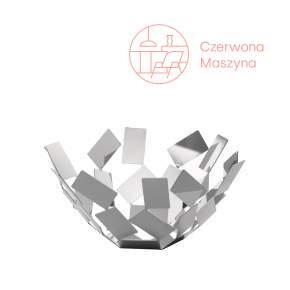 Misa Alessi La Stanza dello Scirocco 27 cm, srebrna