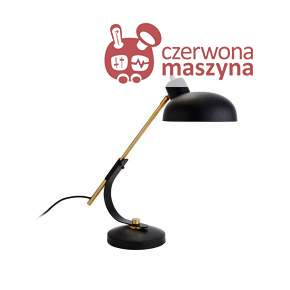 Lampa stołowa Madam Stoltz black/brass
