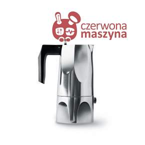 Kawiarka do espresso Alessi Ossidiana 70 ml