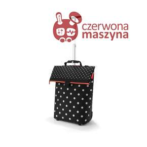 Wózek na zakupy Reisenthel Trolley M 43 l, mixed dots
