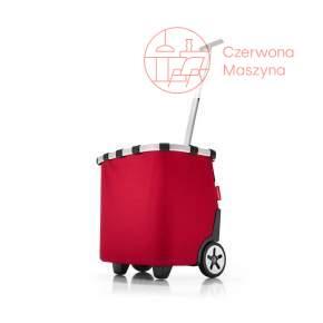 Wózek na zakupy Reisenthel Carrycruiser 40 l, red