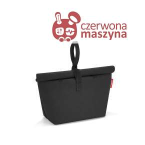 Torba termiczna na lunch Reisenthel Fresh Lunchbag Iso M 7 l, black