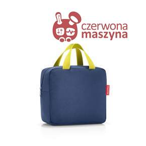 Torba termiczna na lunch Reisenthel Fresh Foodbox Iso M 4 l, navy
