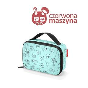 Torba termiczna na lunch Reisenthel Thermocase kids 1,5 l, mint