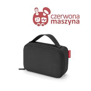 Torba termiczna na lunch Reisenthel Thermocase kids 1,5 l, black