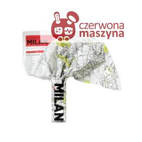 Mapa Palomar Crumpled City Milano