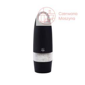 Młynek elektryczny do soli Peugeot Zest h 18 cm, black