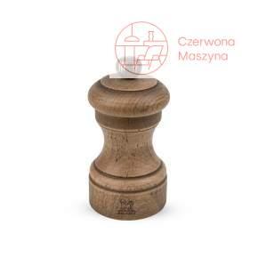 Młynek ręczny do soli Peugeot Bistro h 10 cm, aged wood