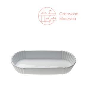 Naczynie żaroodporne Eno Studio Zigzag 28 cm, białe