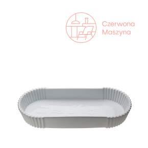 Naczynie żaroodporne Eno Studio Zigzag 33 cm, białe