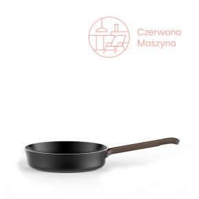 Patelnia Alessi Edo 20 cm, czarna
