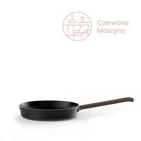 Patelnia Alessi Edo 24 cm, czarna