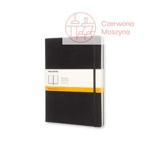 Notes Moleskine Classic XL w linie, twarda oprawa, 192 strony, czarny