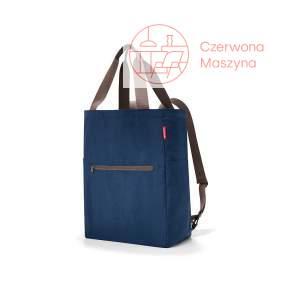 Składana torba/plecak Reisenthel Mini Maxi 2-in-1 19 l dark blue