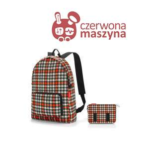 Plecak Reisenthel Mini Maxi 14 l glencheck red