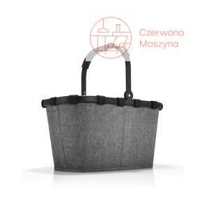Koszyk na zakupy Reisenthel Carrybag 22 l twist silver