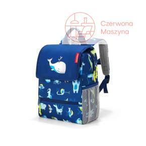 Plecak dziecięcy Reisenthel Backpack Kids abc friends blue