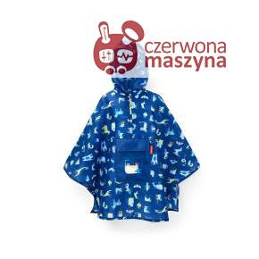 Peleryna Reisenthel Kids Mini Maxi Poncho M abc friends blue