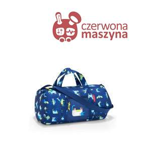 Dziecięca torba Reisenthal Kids abc friends blue
