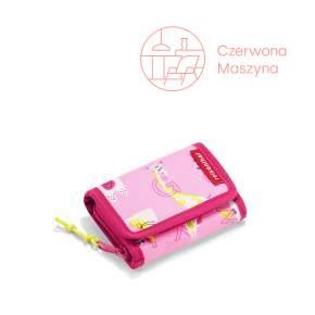 Portfel Reisenthel Wallet S Kids abc friends pink