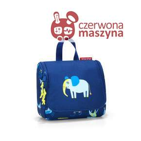 Kosmetyczka Reisenthel Toiletbag S Kids abc friends blue