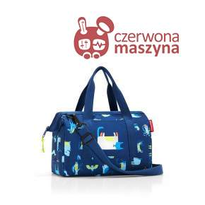 Torba Reisenthel Allrounder XS Kids abc friends blue