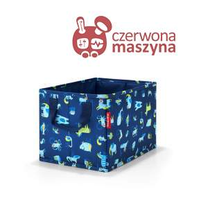 Pudełko Reisenthel Storagebox Kids abc friends blue