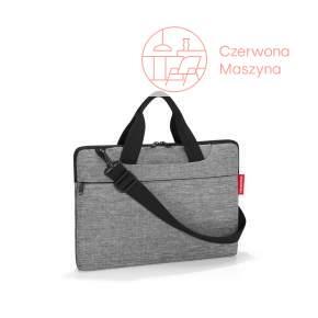 Torba na laptopa Reisenthel Netbookbag twist silver