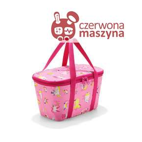 Torba termiczna Reisenthel Coolerbag XS Kids abc friends pink