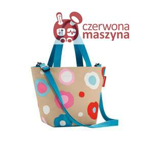 Torba Reisenthel Shopper 4 l, funky dots 1
