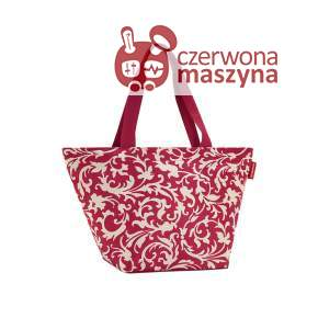 Torba na zakupy Reisenthel Shopper M 15 l, baroque ruby