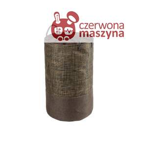 Kosz na pranie 58 l Aquanova Scoop brown