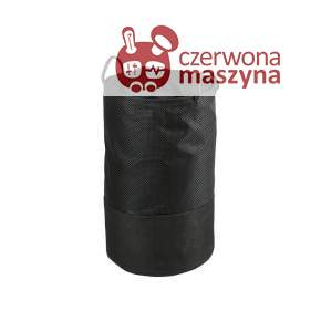 Kosz na pranie 58 l Aquanova Scoop black