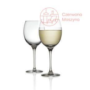 4 Kieliszki do wina białego Alessi Mami XL 450 ml