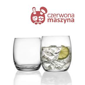 4 szklanki do drinków Alessi Mami XL, 500 ml