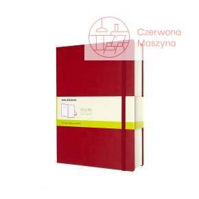 Moleskine Storybox A4, twarda oprawa, scarlet red