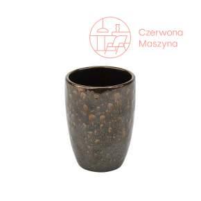 Kubeczek na szczoteczki do zębów Aquanova Ugo, vintage bronze