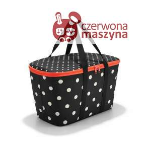 Torba termiczna Reisenthel Coolerbag 20 l, mixed dots