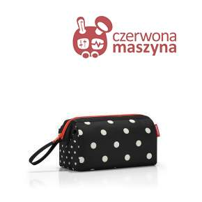 Kosmetyczka Reisenthel Travelcosmetic Canvas mixed dots