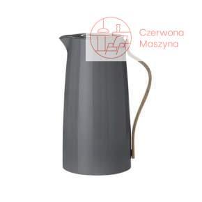 Termos do kawy Stelton Emma 1,2 l, szary