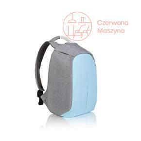 Plecak antykradzieżowy XDDesign Bobby Compact błękitny