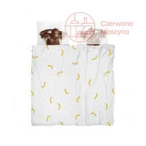 Pościel Snurk Banana Monkey 200 x 200 cm